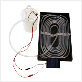 KidWind Solar Thermal Kit