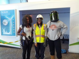 Modeling safety gear from QC Safety