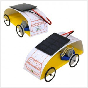 KidWind Solar Car